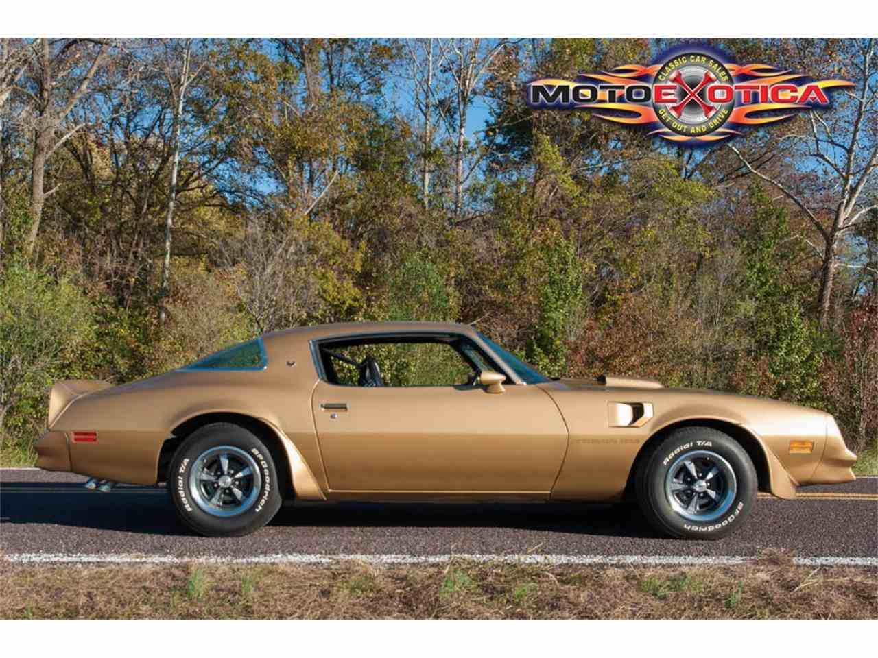 Large Picture of '78 Pontiac Firebird Trans Am located in St. Louis Missouri - JWBK