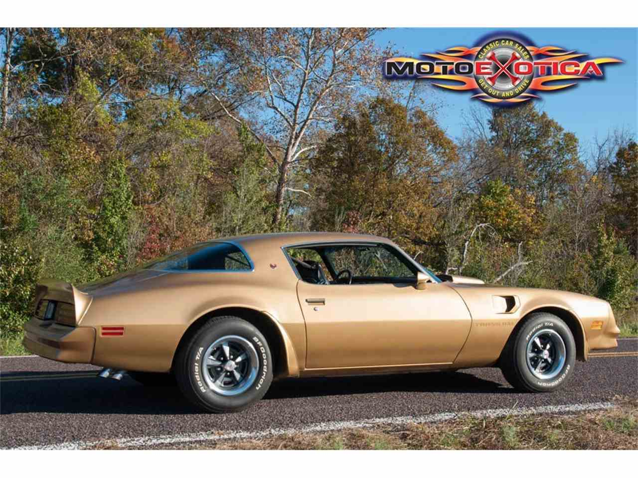 Large Picture of '78 Firebird Trans Am - JWBK
