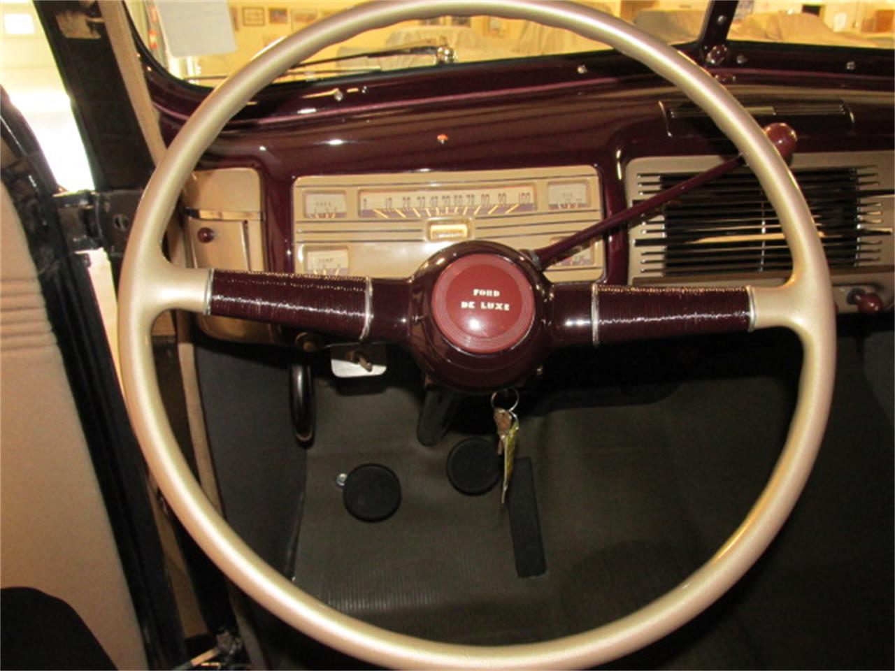 Large Picture of '40 Sedan - JWD0