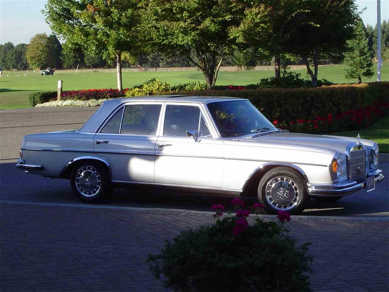 1969 Mercedes-Benz 280SE for Sale | ClassicCars.com | CC ...