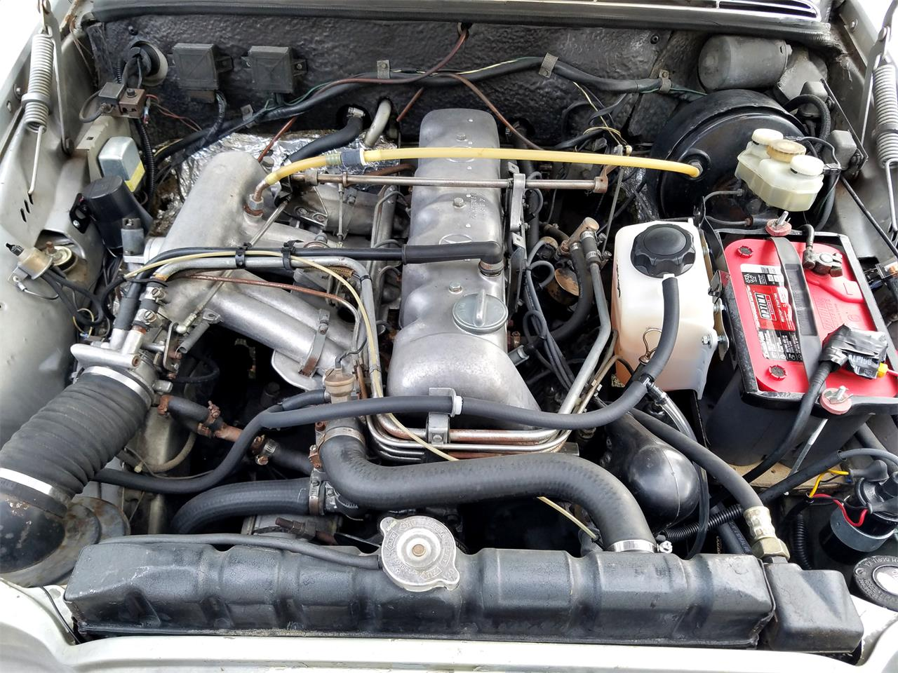 Large Picture of '69 280SE - JWE8