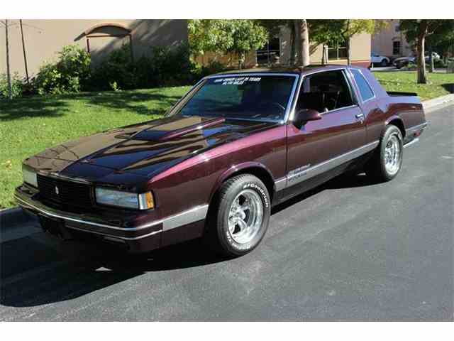 Picture of '86 Monte Carlo - JWEQ