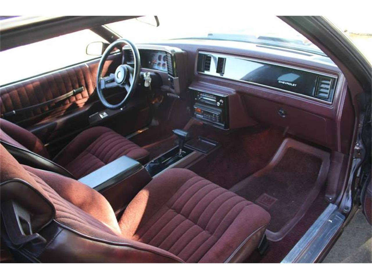 Large Picture of '86 Monte Carlo - JWEQ
