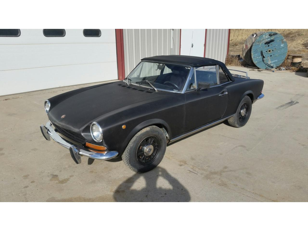 1969 Fiat Convertible For Sale Cc 920847 124 Sport Spider Large Picture Of 69 Jqj3