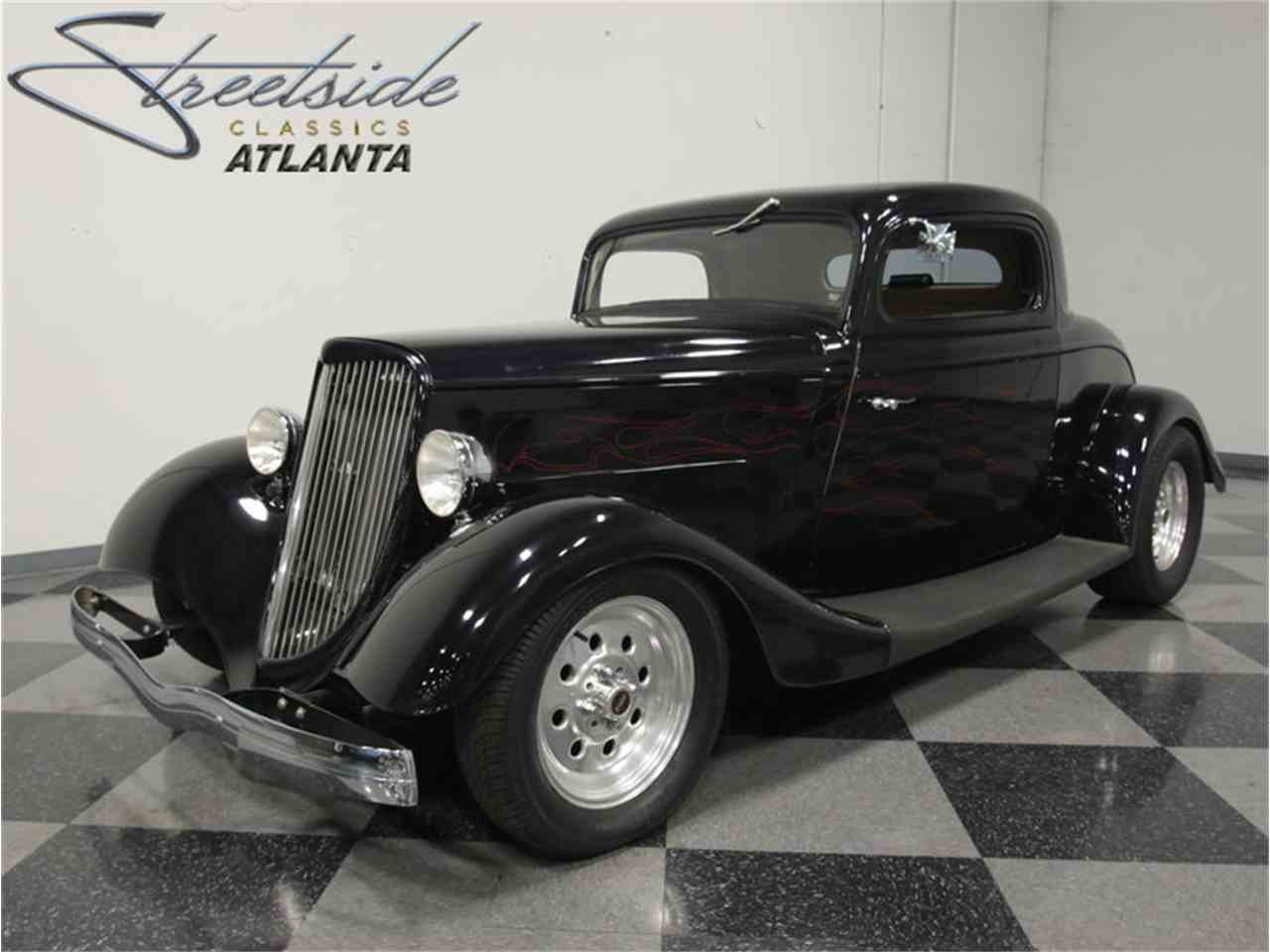 1934 Ford Street Rod for Sale | ClassicCars.com | CC-928485