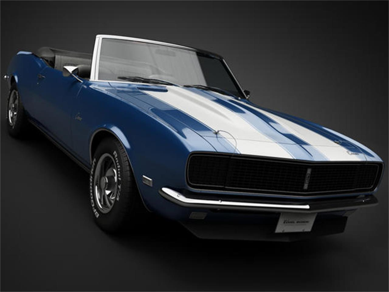 Large Picture of Classic 1969 Chevrolet Camaro Offered by Desert Classic Mustangs - JQJB