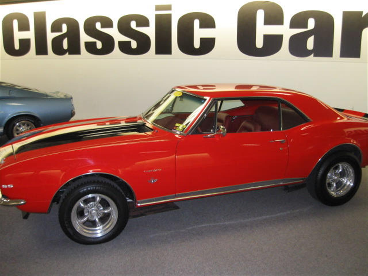 Large Picture of 1969 Chevrolet Camaro located in Scottsdale Arizona - $110,000.00 Offered by Desert Classic Mustangs - JQJB