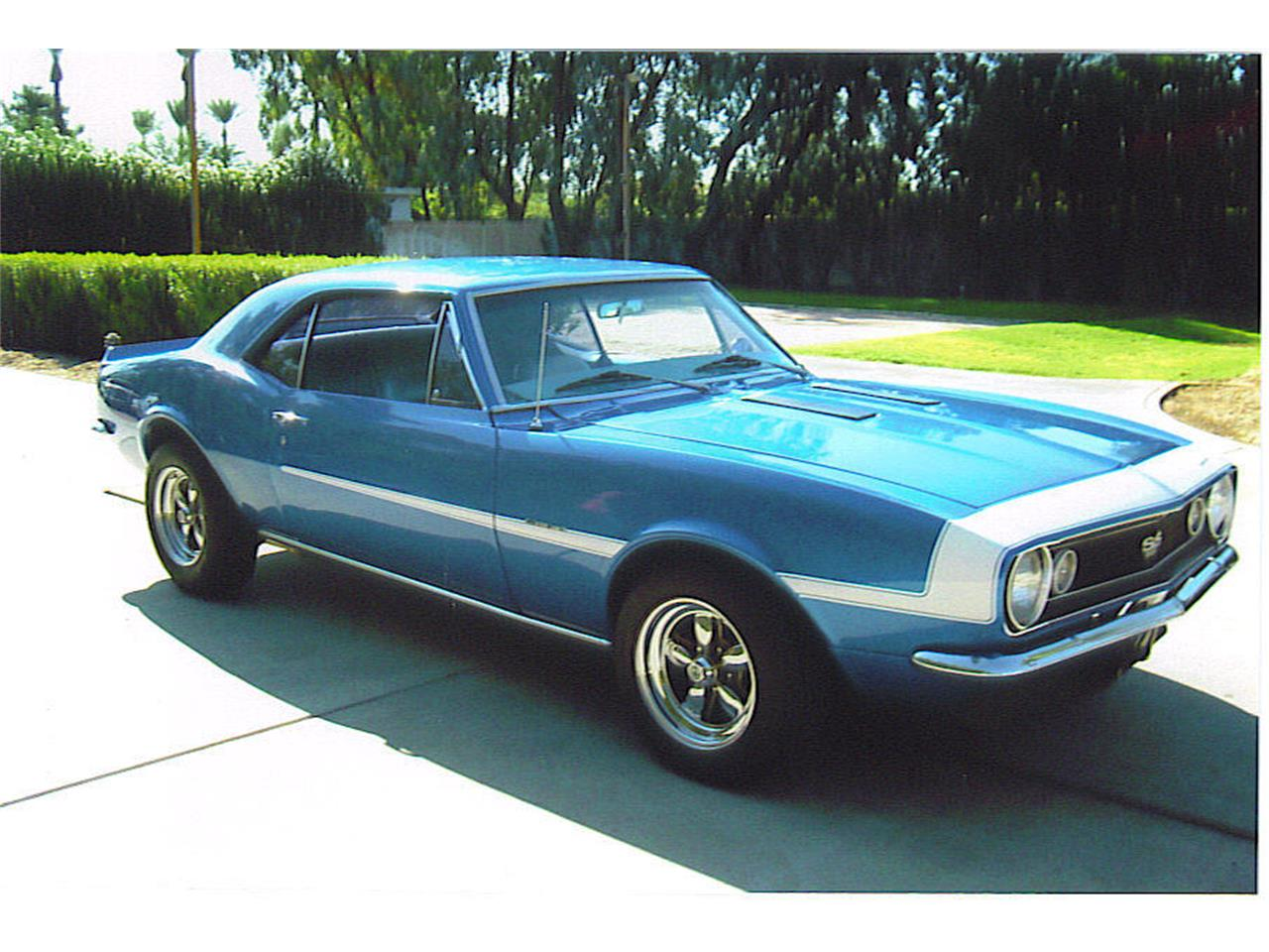 Large Picture of Classic '69 Chevrolet Camaro located in Arizona Offered by Desert Classic Mustangs - JQJB