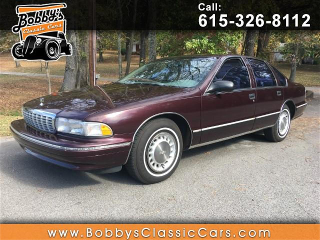 For Sale: 1996 Chevrolet Caprice in Dickson, Tennessee