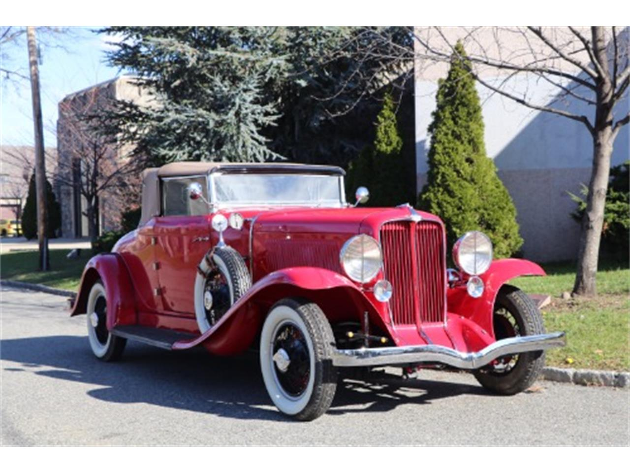 Large Picture of Classic 1931 Auburn 8-98A located in Astoria New York - $87,500.00 Offered by Gullwing Motor Cars - JWLH