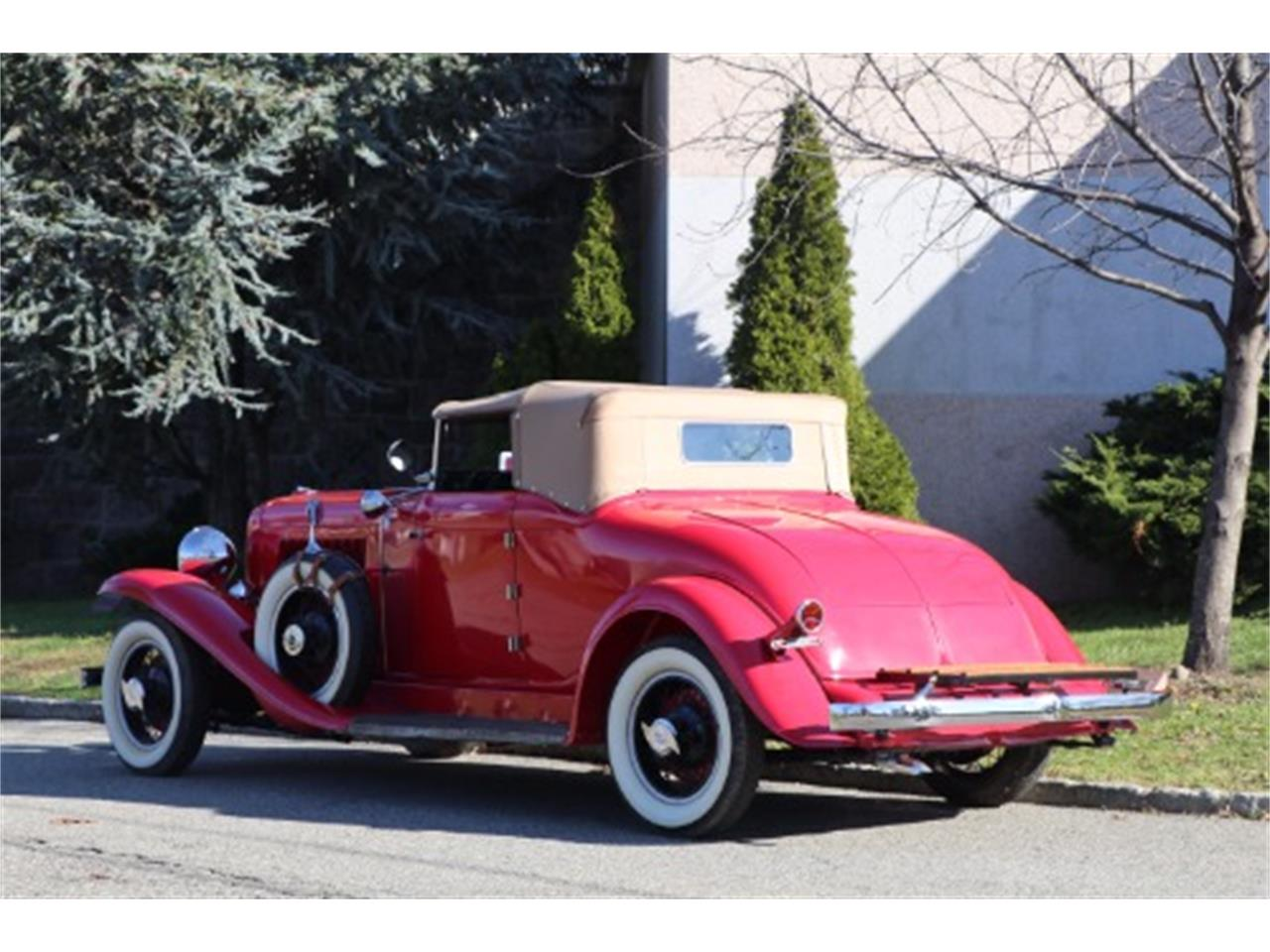 Large Picture of Classic 1931 Auburn 8-98A located in Astoria New York Offered by Gullwing Motor Cars - JWLH