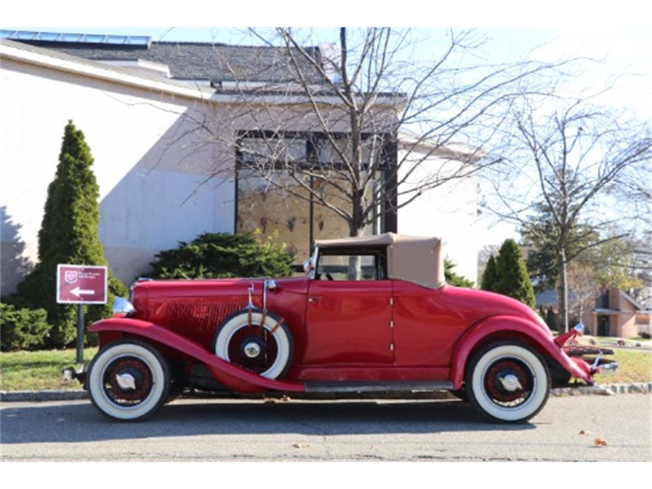 Large Picture of '31 Auburn 8-98A located in New York - JWLH