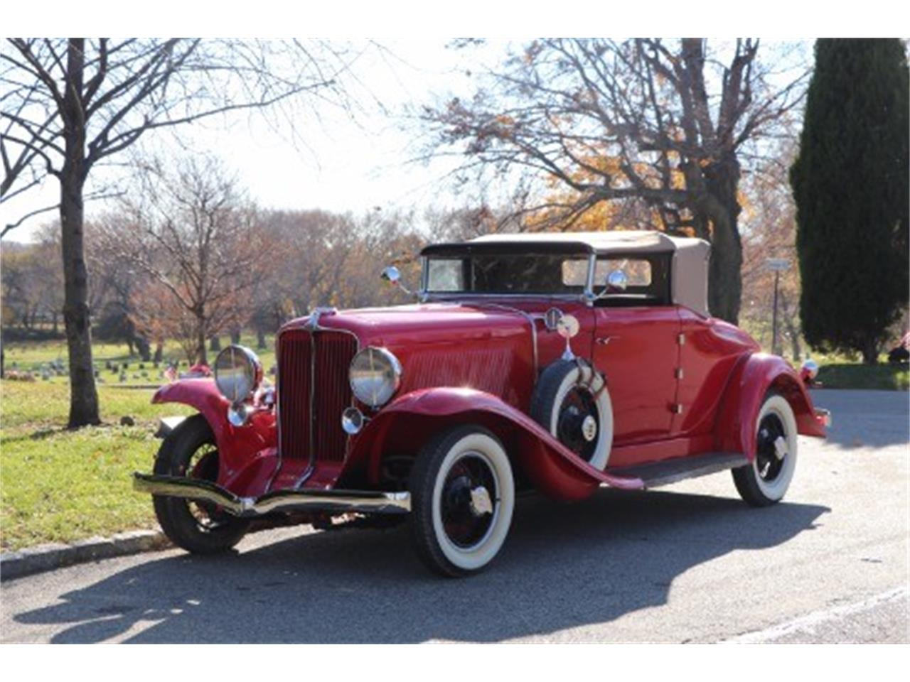 Large Picture of Classic 1931 Auburn 8-98A - $87,500.00 Offered by Gullwing Motor Cars - JWLH