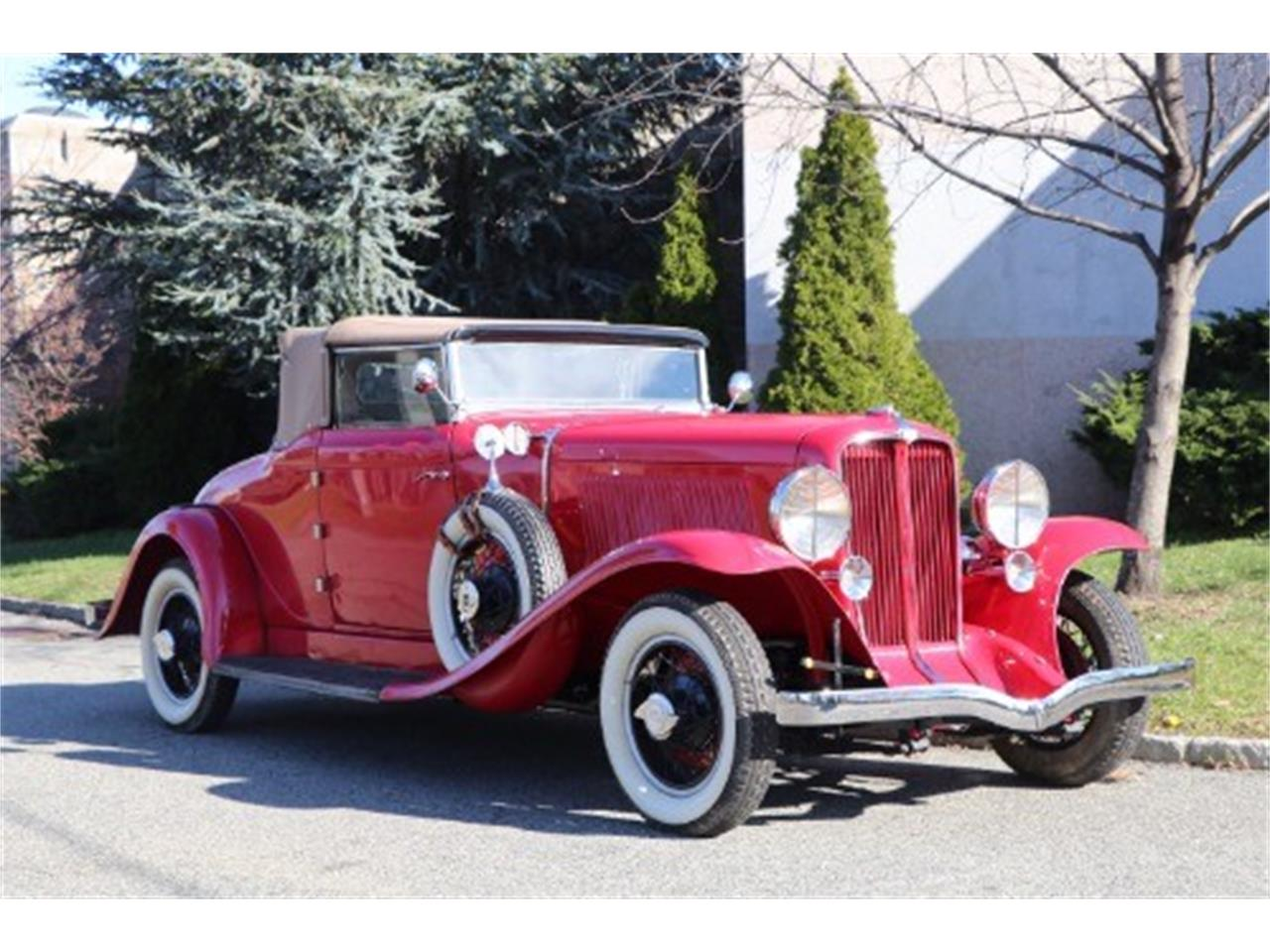Large Picture of Classic 1931 Auburn 8-98A located in New York - $87,500.00 - JWLH
