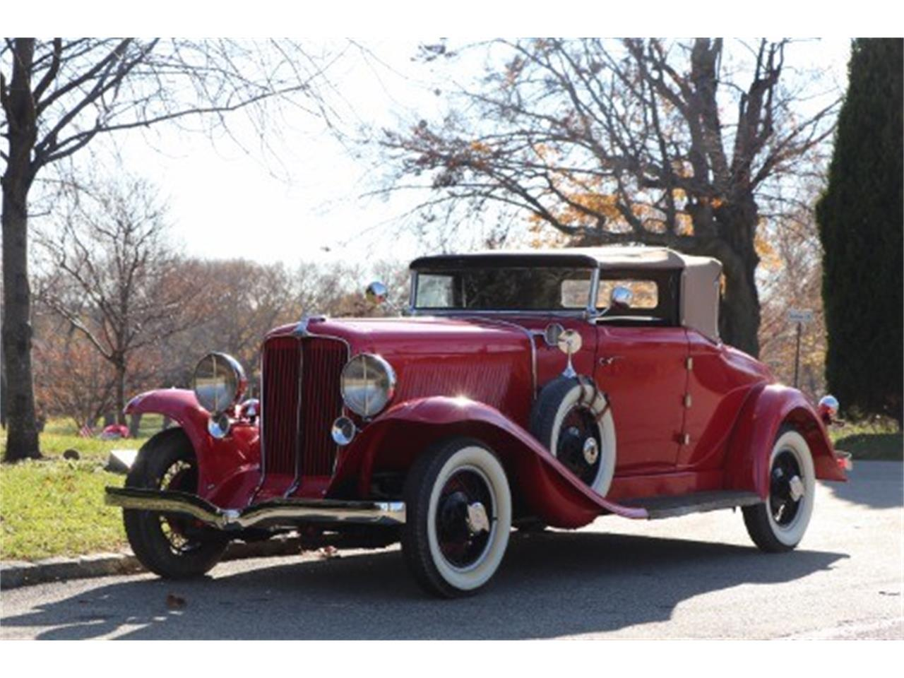 Large Picture of Classic '31 Auburn 8-98A located in New York Offered by Gullwing Motor Cars - JWLH