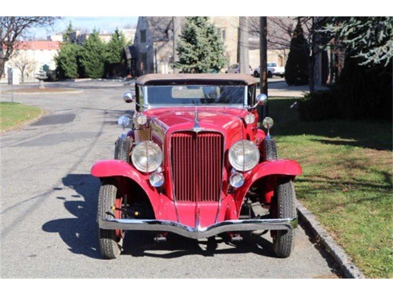 Large Picture of 1931 Auburn 8-98A located in Astoria New York - JWLH