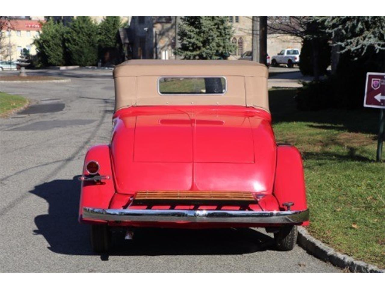 Large Picture of '31 Auburn 8-98A - $87,500.00 Offered by Gullwing Motor Cars - JWLH