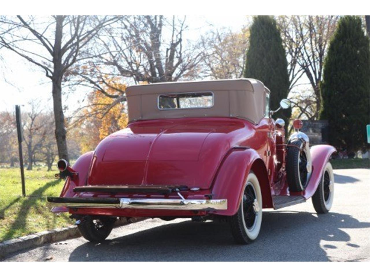 Large Picture of 1931 Auburn 8-98A - $87,500.00 Offered by Gullwing Motor Cars - JWLH