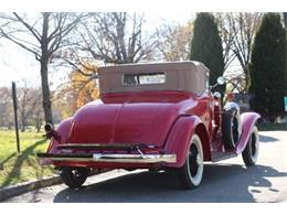 Picture of Classic '31 Auburn 8-98A - JWLH