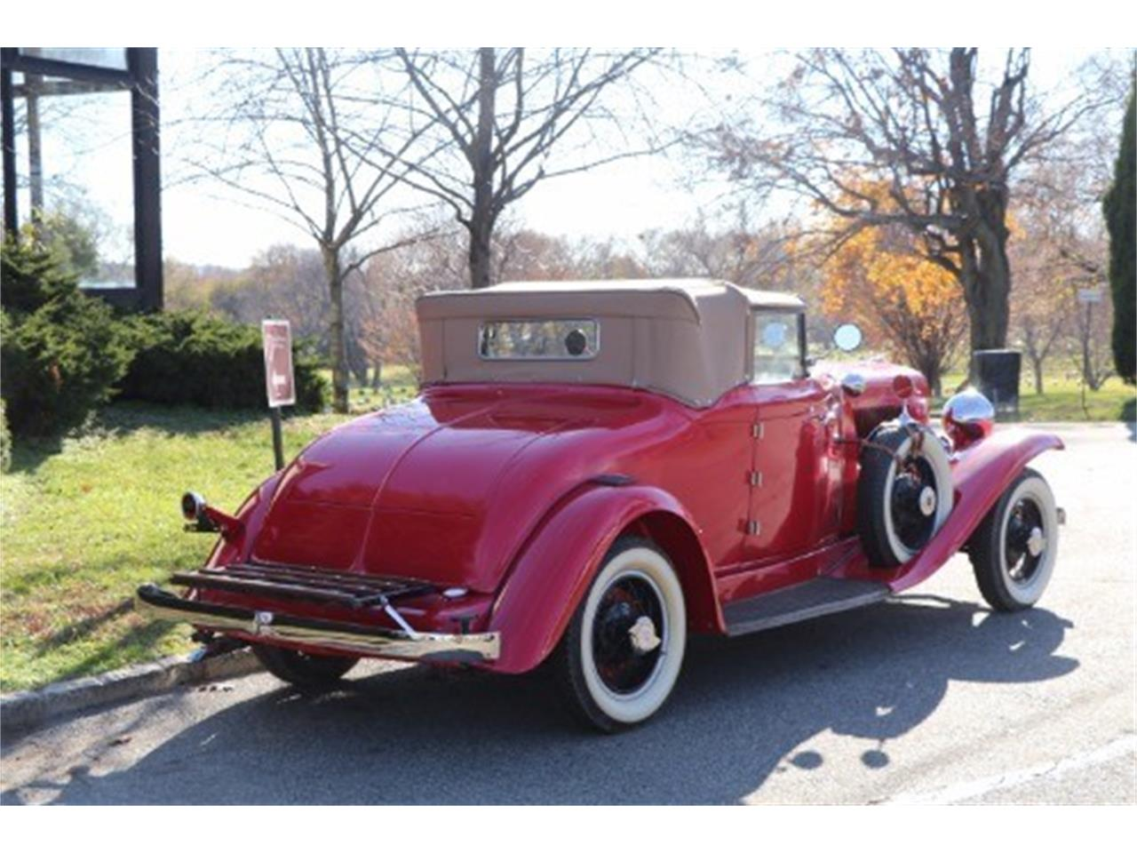 Large Picture of '31 Auburn 8-98A located in Astoria New York - JWLH