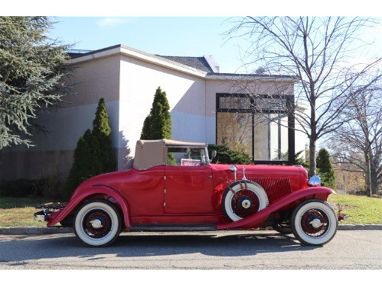 Large Picture of Classic 1931 Auburn 8-98A Offered by Gullwing Motor Cars - JWLH