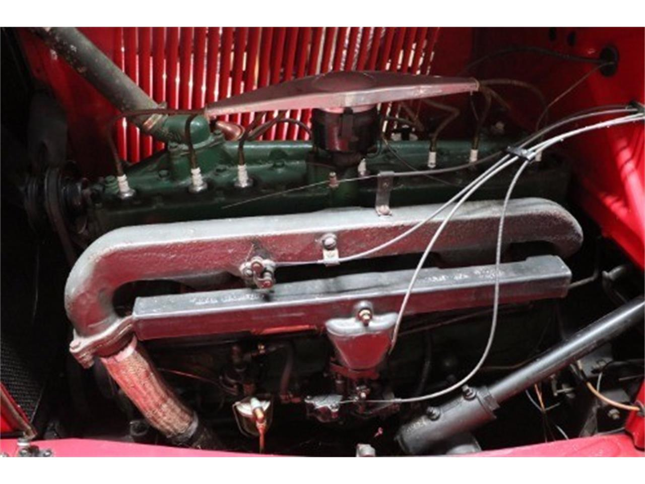 Large Picture of Classic '31 Auburn 8-98A Offered by Gullwing Motor Cars - JWLH