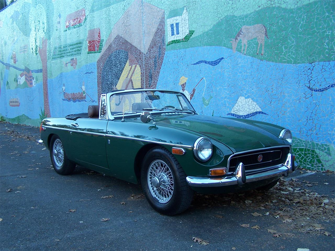 Large Picture of '70 MGB - JWME