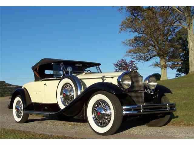 "Picture of '31 Model 840 - Deluxe Eight ""Sport Roadster - JWMF"