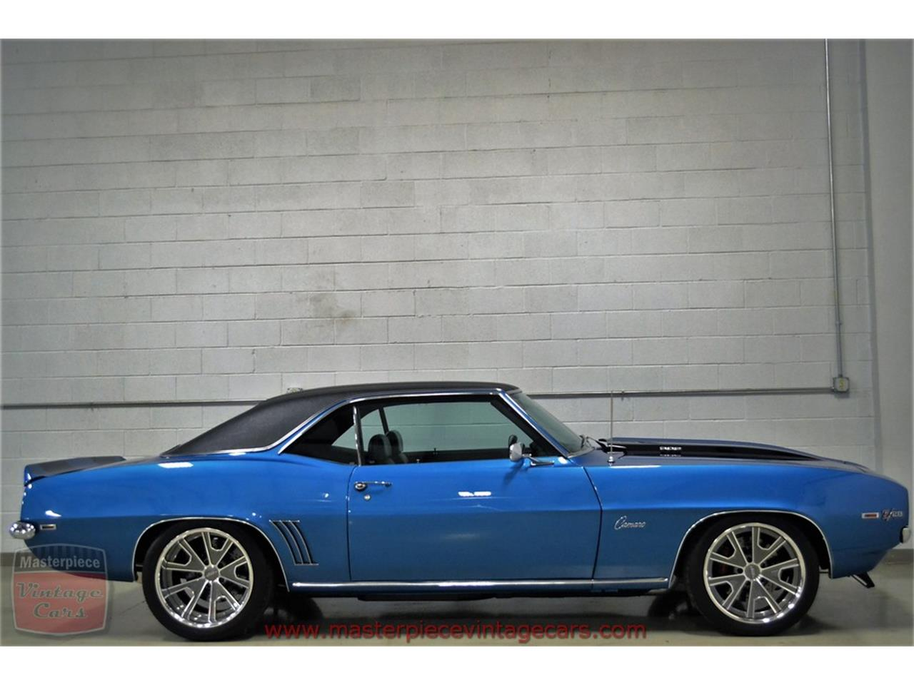 Large Picture of '69 Pro Touring Camaro Z28 - JQK6