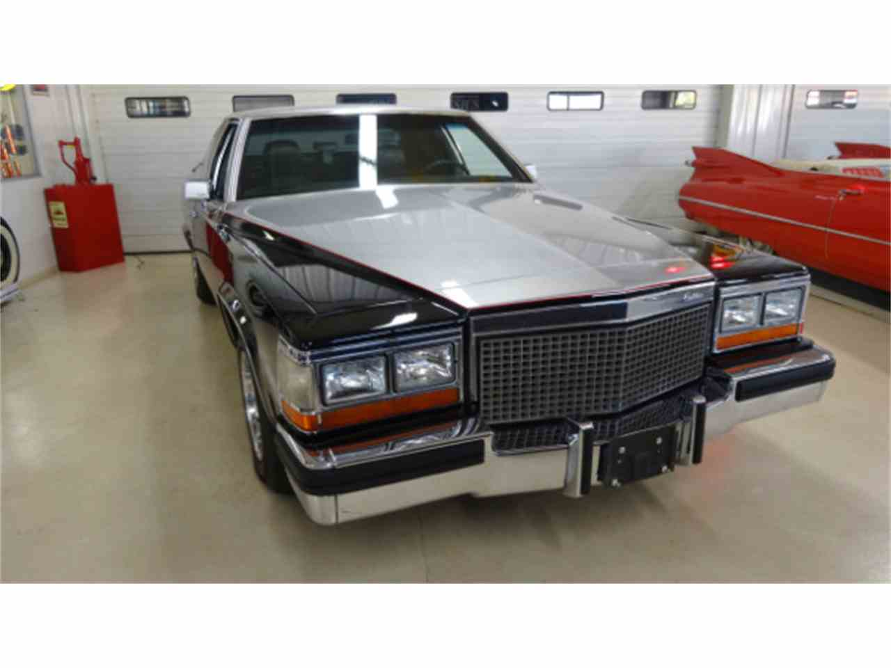Large Picture of 1981 Cadillac Fleetwood Brougham located in Columbus Ohio - $11,995.00 Offered by Cruisin Classics - JQKH