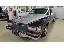 Picture of 1981 Cadillac Fleetwood Brougham located in Ohio Offered by Cruisin Classics - JQKH