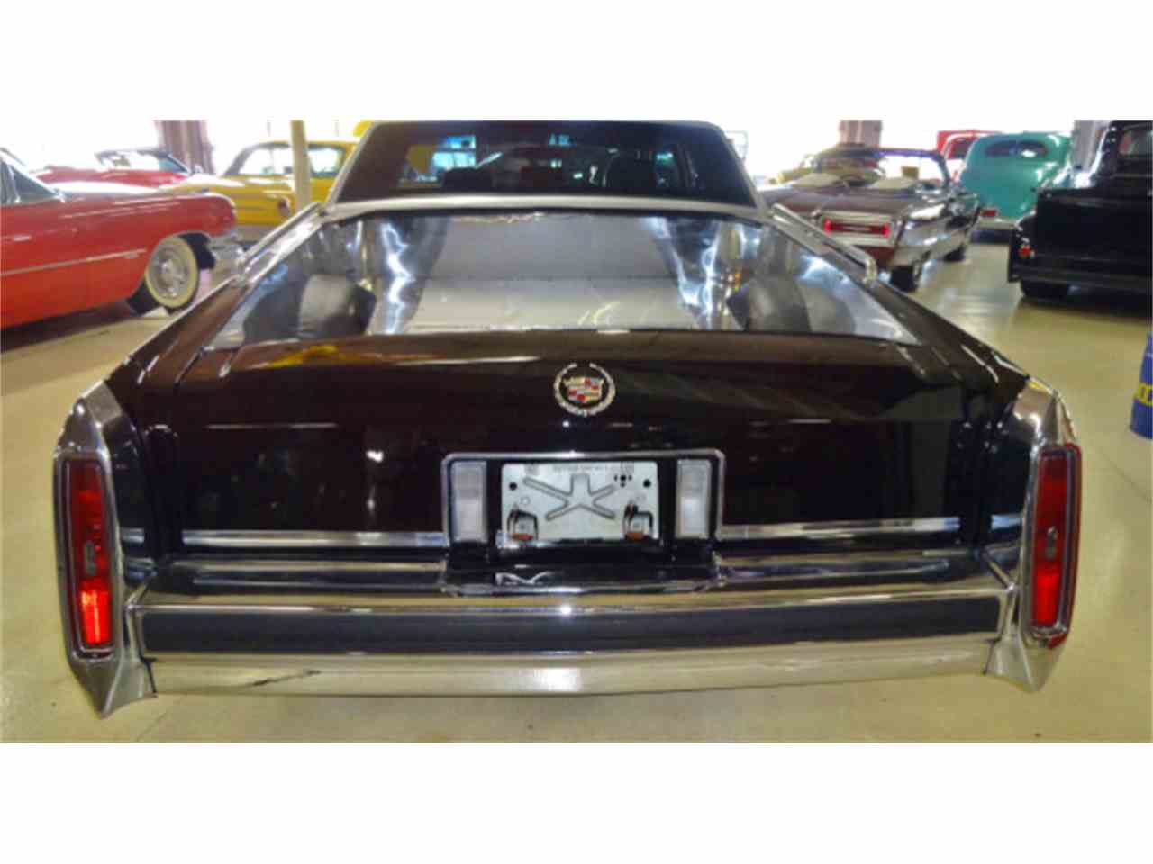 Large Picture of '81 Cadillac Fleetwood Brougham - $11,995.00 Offered by Cruisin Classics - JQKH