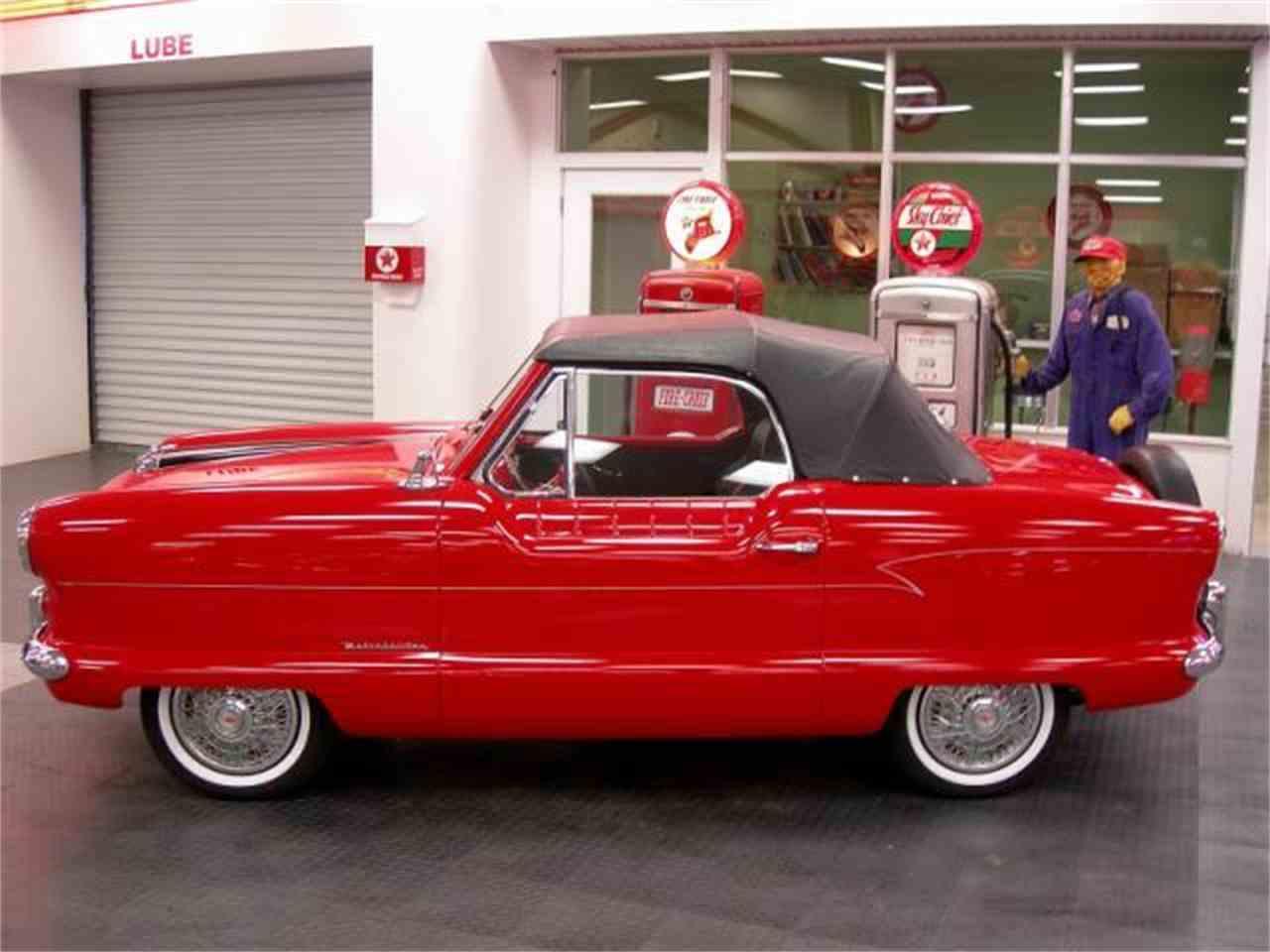 1954 Nash Metropolitan For Sale
