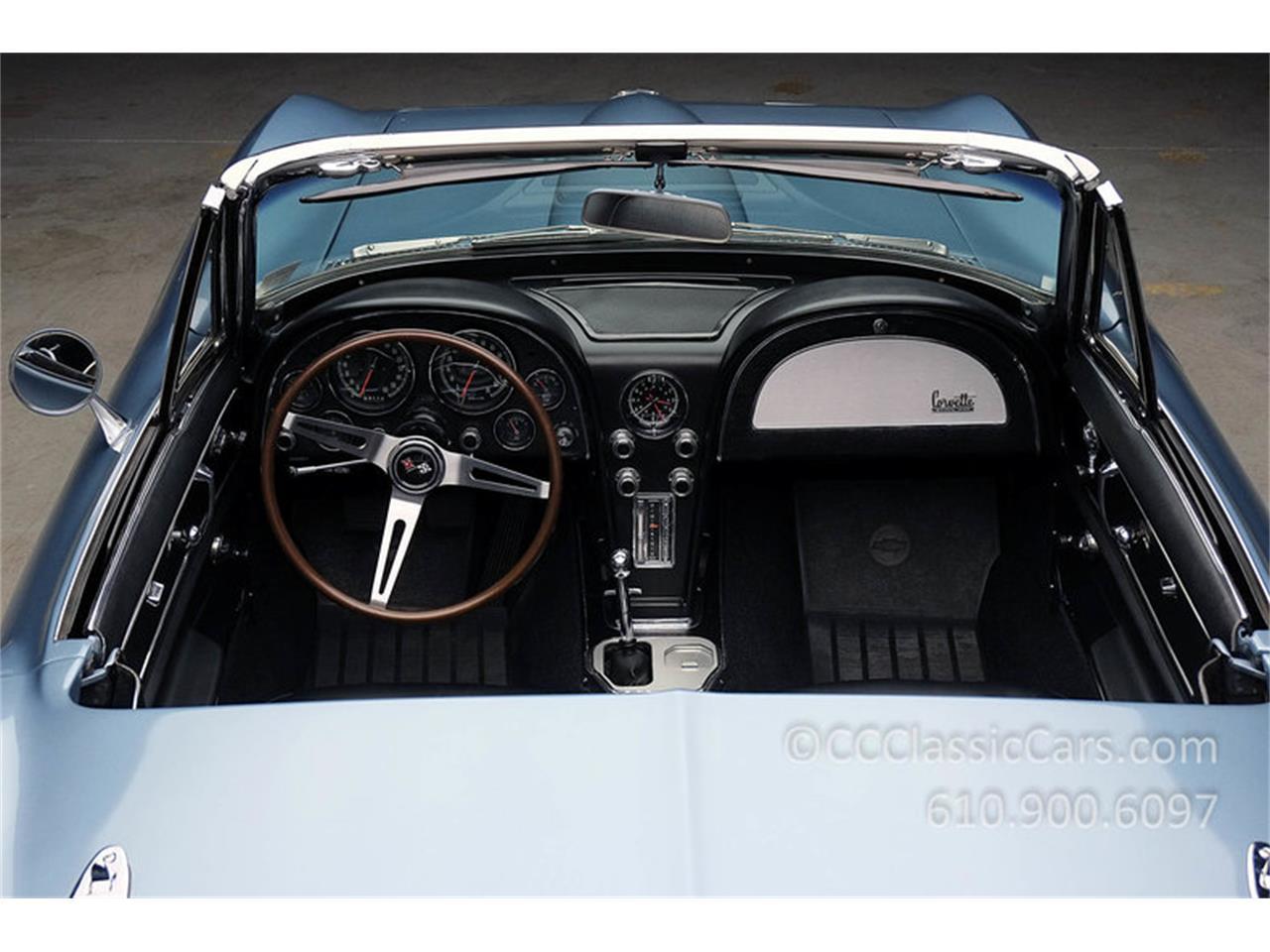 Large Picture of '67 Corvette - JQKP