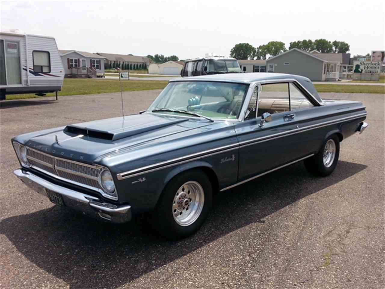 1965 Plymouth Belvedere for Sale | ClassicCars.com | CC-929095