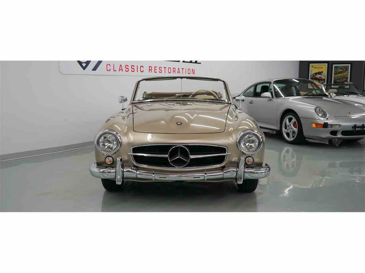Large Picture of '59 190SL - JWXE