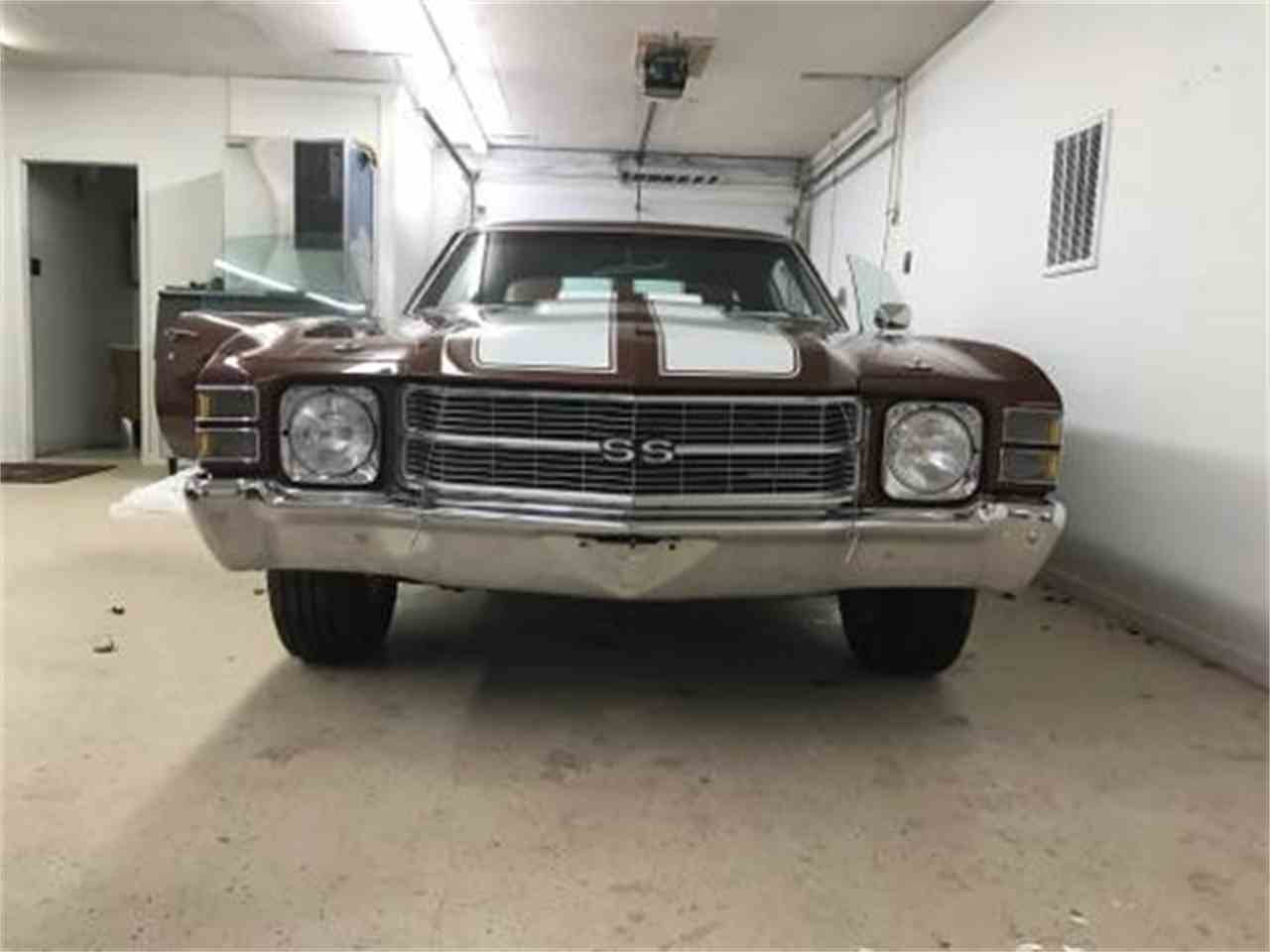 Large Picture of '71 Chevelle SS - JWXM