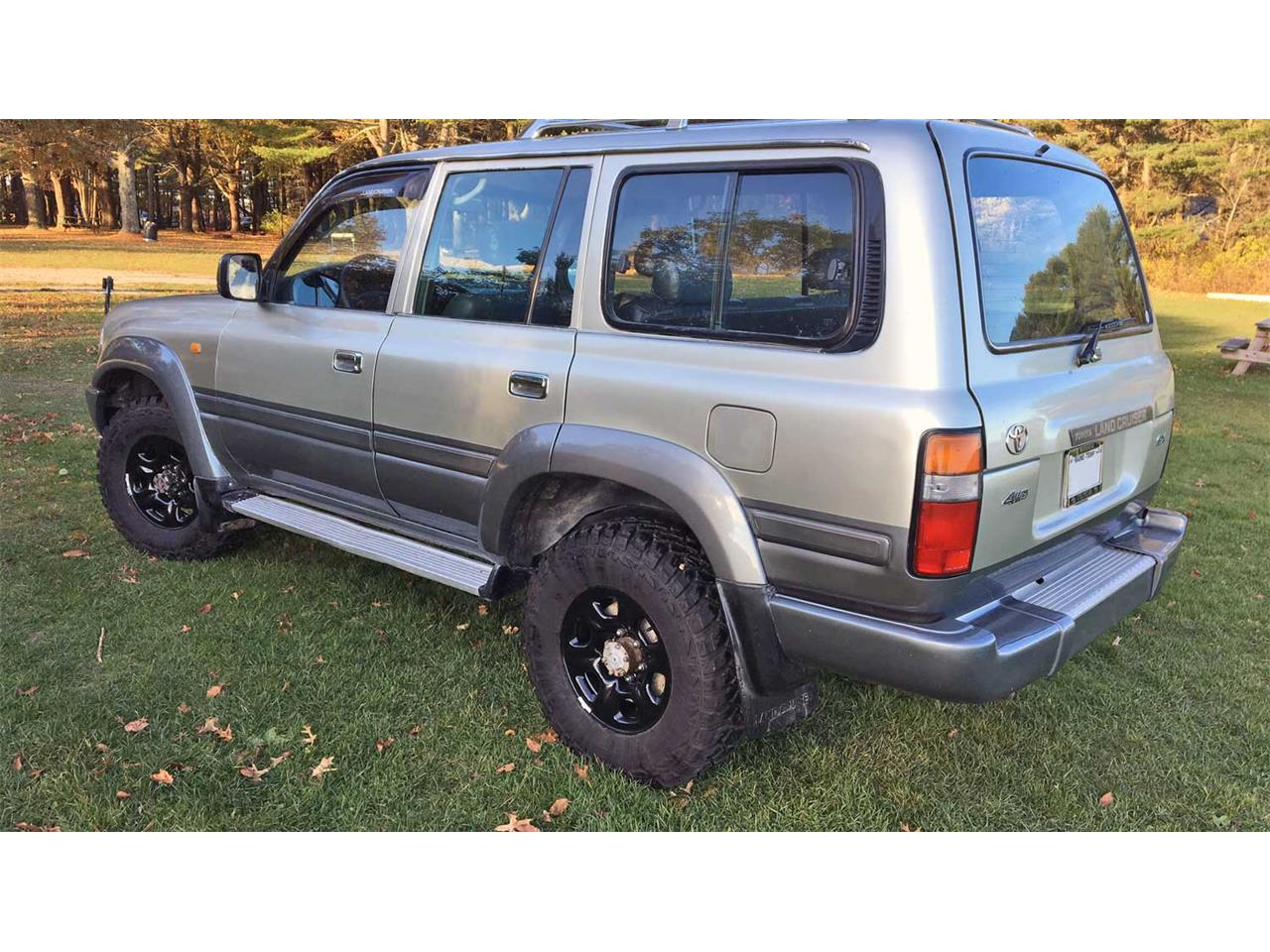 Large Picture of 1990 Toyota Land Cruiser FJ located in Portland Maine - JWXT