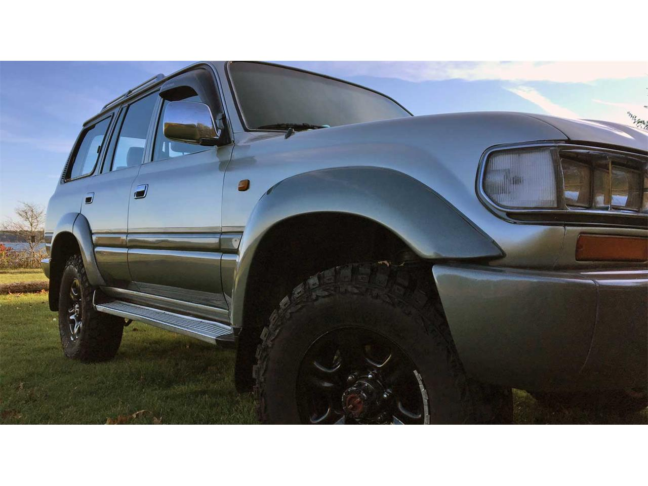 Large Picture of 1990 Land Cruiser FJ located in Portland Maine - $17,500.00 - JWXT