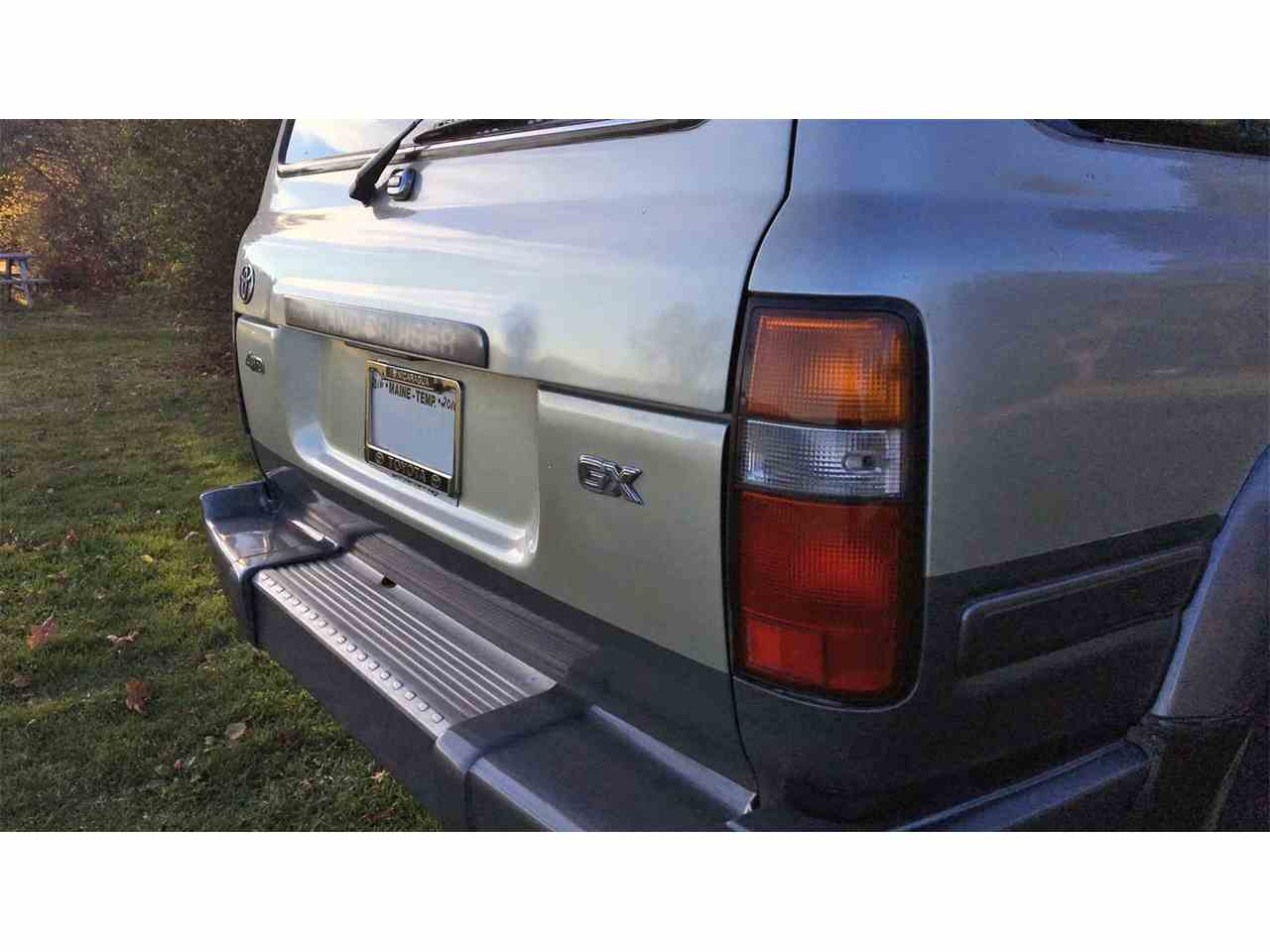 Large Picture of '90 Land Cruiser FJ located in Maine - $17,500.00 - JWXT