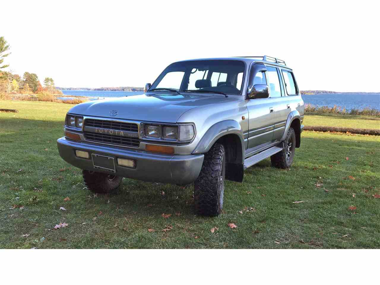 Large Picture of '90 Toyota Land Cruiser FJ located in Portland Maine - $17,500.00 - JWXT