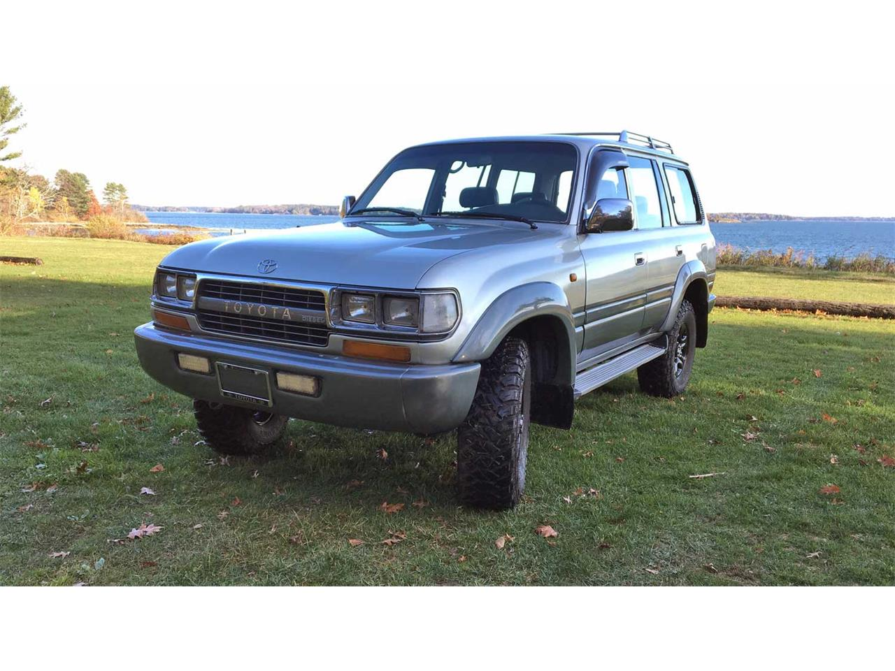 Large Picture of '90 Land Cruiser FJ located in Portland Maine - JWXT