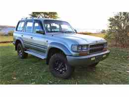 Picture of '90 Land Cruiser FJ located in Portland Maine - $17,500.00 Offered by Texas Trucks and Classics - JWXT