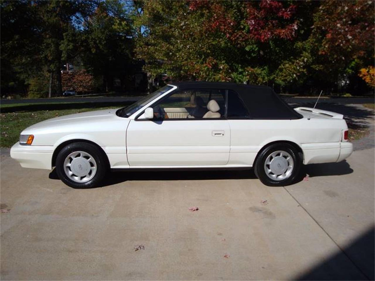 Large Picture of 1991 Infiniti M30 - JX2H