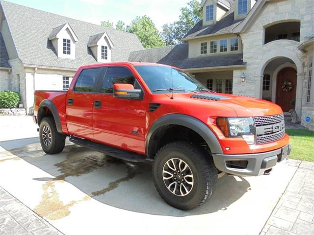 Picture of '12 F150 - JX2I