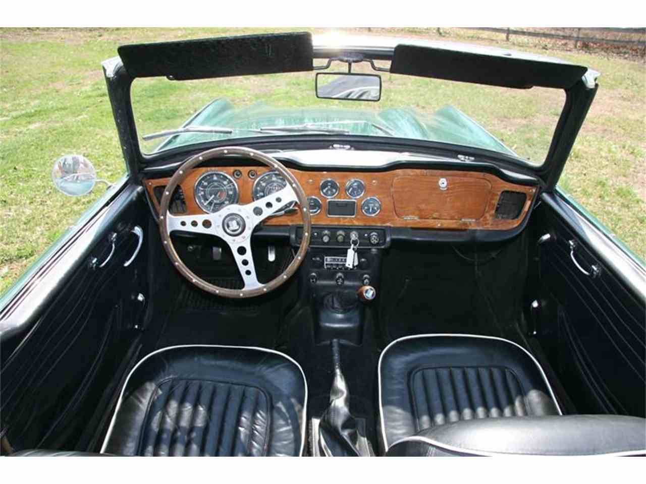 Large Picture of '65 TR4 - JX2L