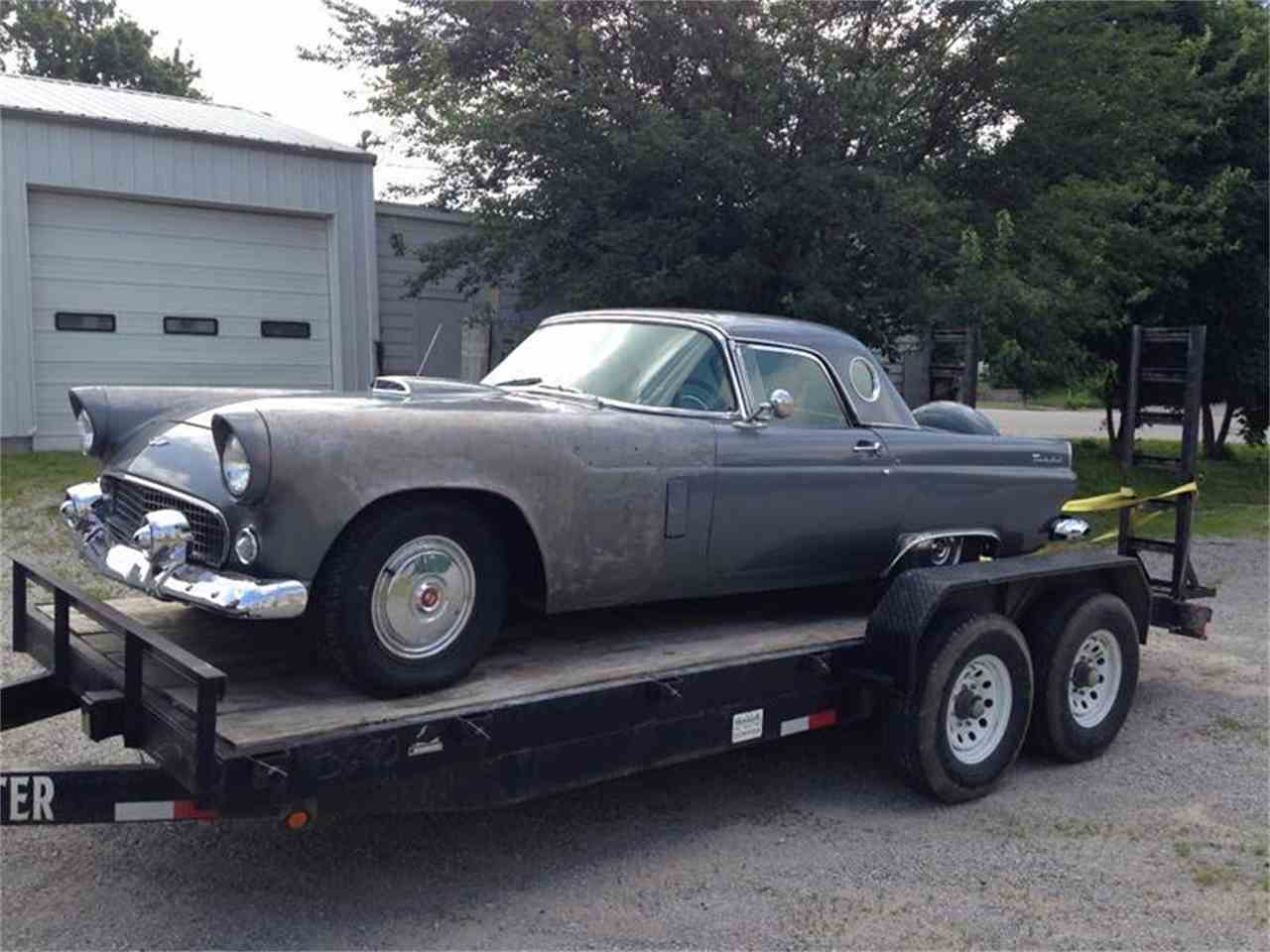 Ford Dealers St Louis >> 1956 Ford Thunderbird for Sale   ClassicCars.com   CC-929326