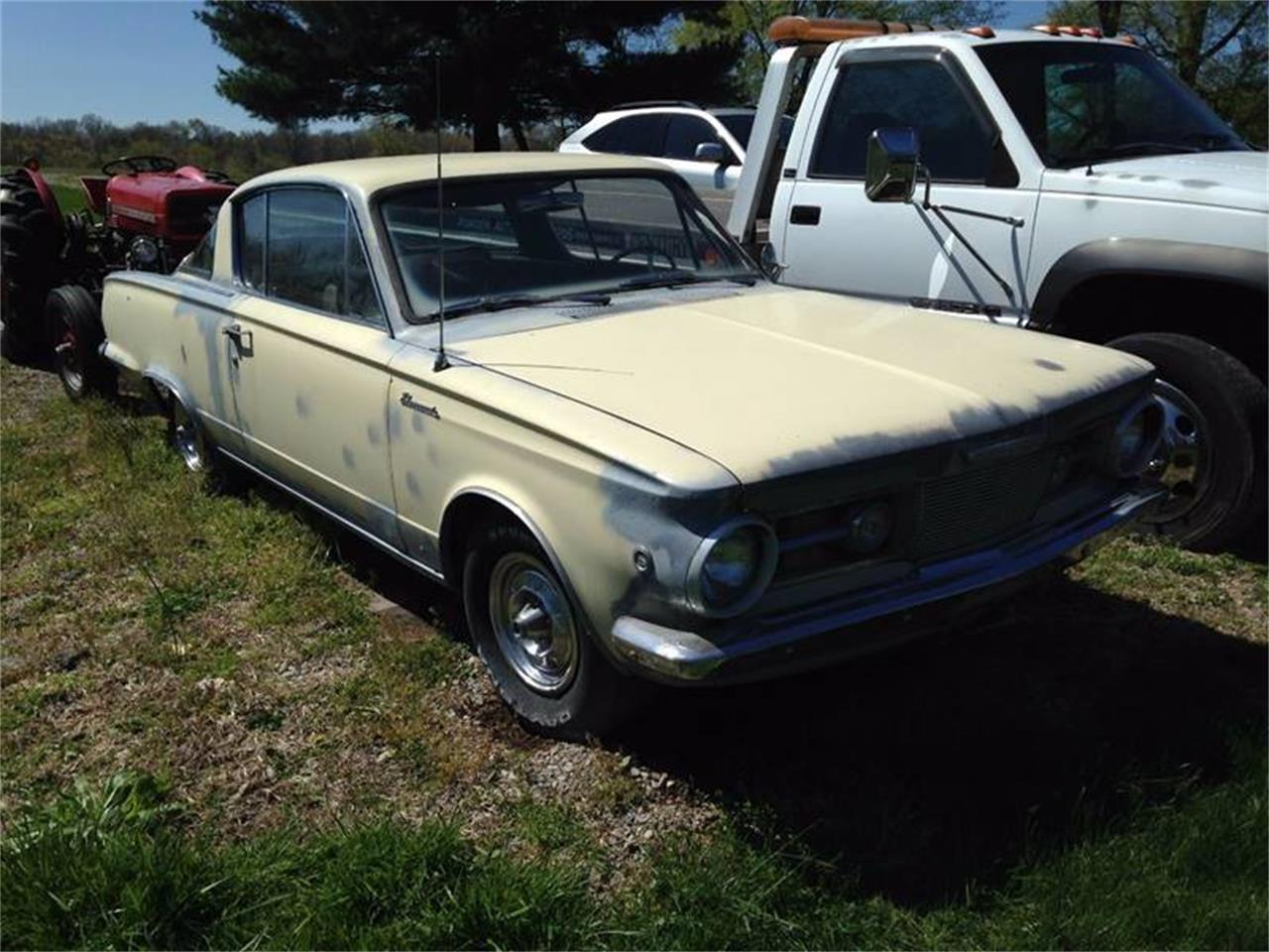 Large Picture of '65 Barracuda - JX2X