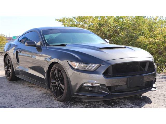Picture of '15 Mustang - JX34
