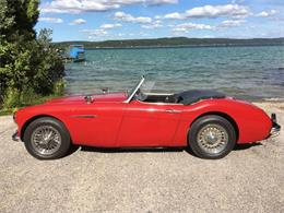Picture of Classic '61 Austin-Healey 3000 located in Missouri Offered by It's Alive Automotive - JX35